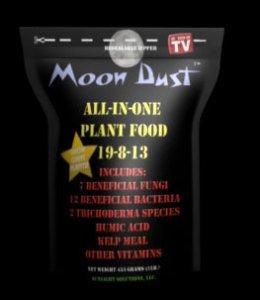 Sunlight Moon Dust All in One Hydroponics & Soil Plant Nutrients