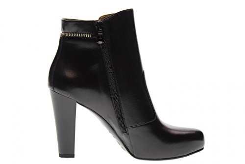 100 Cheville Black avec Nero des Talons Giardini Black A719622DE la de Chaussures zw1xSq1g