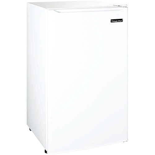 MAGIC CHEF MCBR350W2 3.5 Cubic-ft Refrigerator electronic consumer