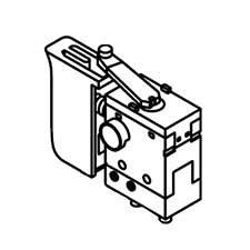 Hitachi 319302 Switch D13VF D13Vg Replacement Part