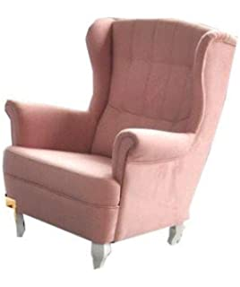 Ohrensessel Wohnzimmer Sessel Relax Sessel Loungesessel Armsessel