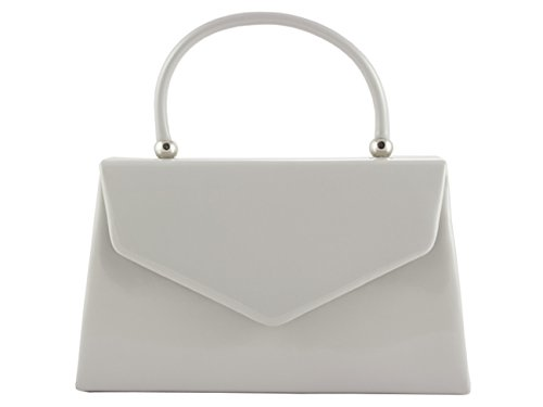 Cross Wedding s Grey LeahWard Purser 088 Body Women's Evening Handbag Clutch Top Bag Bags CtcRq4