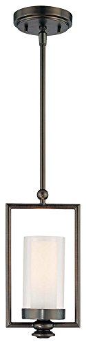 Minka Lavery 4361-281 One Light Mini Pendant