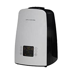 BONECO-Air-O-Swiss U650 Digital Warm & Cool Mist Ultrasonic Humidifier - 2PC
