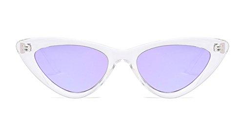 de TIJN Gafas para mujer Blanco sol R8gvxq