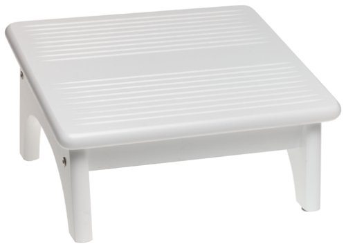 Medela Proper Positioning Breast Feeding Nursing Stool - White by Medela (Image #1)