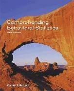 Comprehending Behavioral Statistics (with CD)