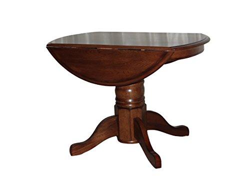 Vintage Oak Collection 571 WB Gorgeous Drop Leaf Table (Vintage Drop Leaf Table)