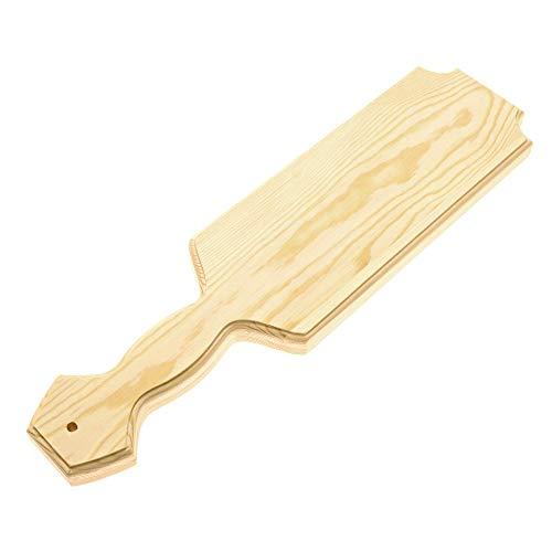 - Wood Paddle 15