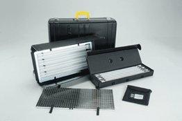 - Kino Flo DivaLite 401 Fluorescent Lighting Kit