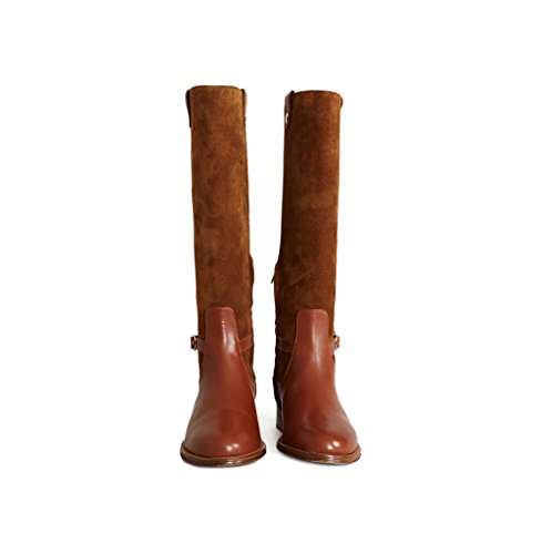 Bobbies Boots Conqueror 45616 - Donna - 8 - Colore Cognac