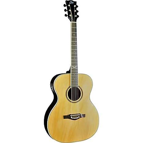 Guitarra acústica eléctrica EKO Mod. NXT018 NATURAL: Amazon.es: Instrumentos musicales