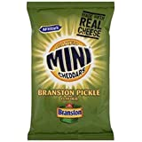 Mini Cheddars Branston Pickle 50g grab bags (30 packs per box)