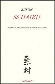 66 Haïku par Buson Yosa