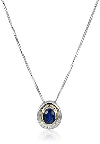 sg-sterling-silver-and-14k-yellow-gold-sapphire-and-white-sapphire-accent-framed-pendant-necklace-18