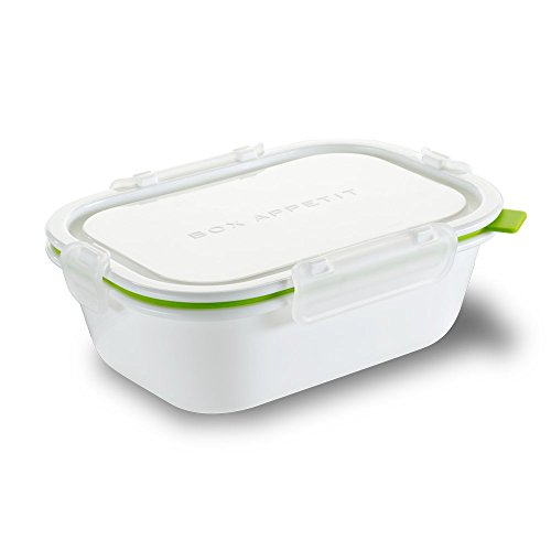 Black and Blum Lunch Box Large