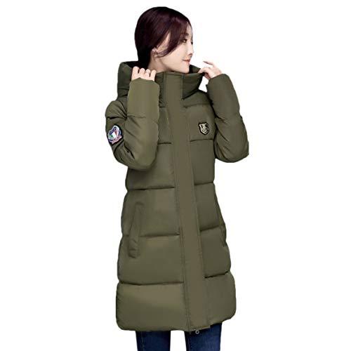 ... Manteau Long Femmes Bas coréen Moyen en All Outwear Match Épais Veste  Manteau Le À De ... f23749d052f7