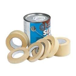 "1"" x 60 Yards Premium Grade Industrial Masking Tape 6.3 Mil (T935005) Category: Masking Tape"