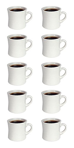 (Paper House Productions 2-Inch Stickers, Coffee Cups, 6-Pack)
