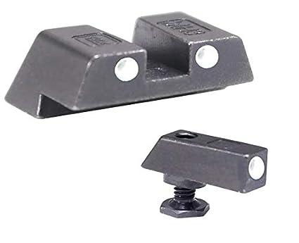 amazon com glock factory oem night sights 17 19 22 23 24 26