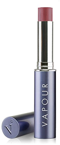 Vapour Organic Beauty Siren Lipstick, Holiday-Sheer Midtone Mauve, 0.11 Ounce