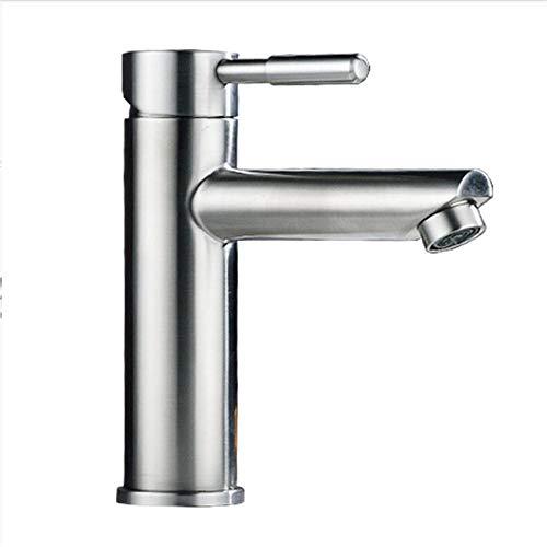 Wasserhahn Becken Wasserhahnedelstahlhahn Bleifreies Becken Heiß Und Kalt Über Aufsatzbecken Waschbecken Zu Wasserhahn