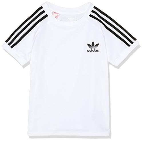 Enfant Adidas California T noir shirt Blanc q7HRtwZ7