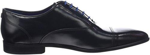 Azul Cordones de para 03 Marine Hombre Rael Oxford Zapatos Azzaro tq0UO0