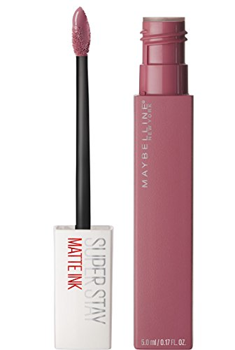 Maybelline Makeup SuperStay Matte Ink Liquid Lipstick, Lover Liquid Matte Lipstick, 1 Count from Maybelline New York