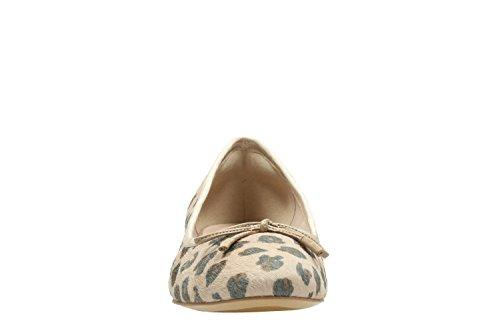 CLARKS Clarks Womens Shoe Eliberry Isla Leopard