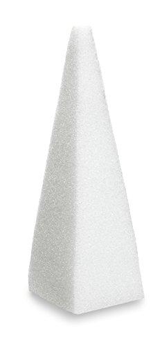 Floracraft, 141/10,2cm Tall, Espuma Cuadrado Cono