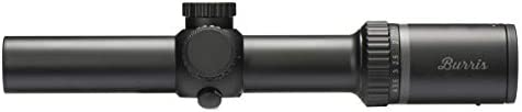 Burris 200437 MTAC 1-4 x 24 Illuminated Scope Black