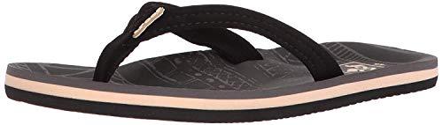 - Reef Girls' Little AHI LITE Sandal, Black, 5-6 Medium US Toddler