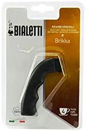 Bialetti mango Repuesto para cafetera Brikka 4 tazas: Amazon.es: Hogar
