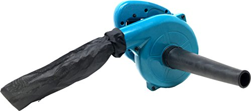 (Power Electric Blower Ultra Leaf High Performance Blower/Vac/Mulcher Double Insulation 380W (Corded) 110V )