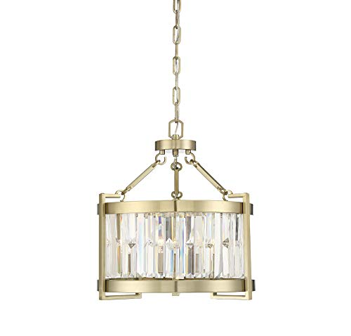 Savoy House Cologne 3-Light Pendant in Noble - World Best Cologne
