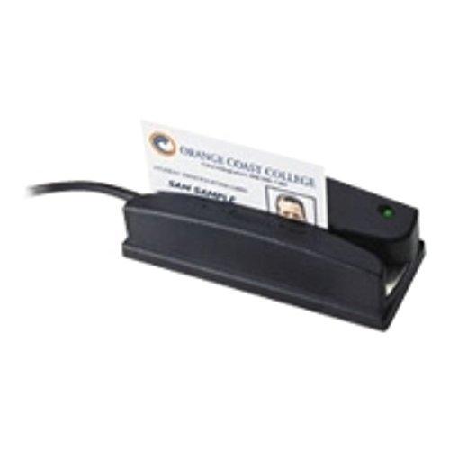 ID TECH WCR3237-733U B 1810 ID TECH, OMNI COMBO READER BC/MSR TRACK 1, 2, & 3, USB, BLA Id Tech Omni 3237 Heavy Duty Slot Reader Bar Code / Magnetic Card by Id Tech