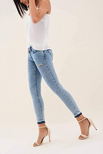 Salsa Jeans Donna Denim Light blu