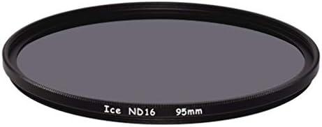 ICE 95mm ND16 フィルター ニュートラルデンシティ ND 16x 4ストップ 光学ガラス 95