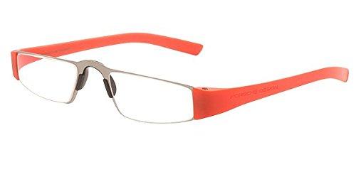 Porsche design Reading glasses P8801O +2.00 Orange