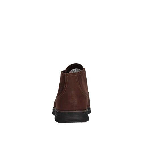 Timberland Bradstreet Plain Toe, Bottes Chukka Homme Chocolat