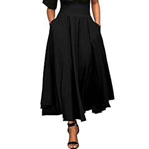 Kimikal Gothic Steampunk Long Sateen Corset Skirt