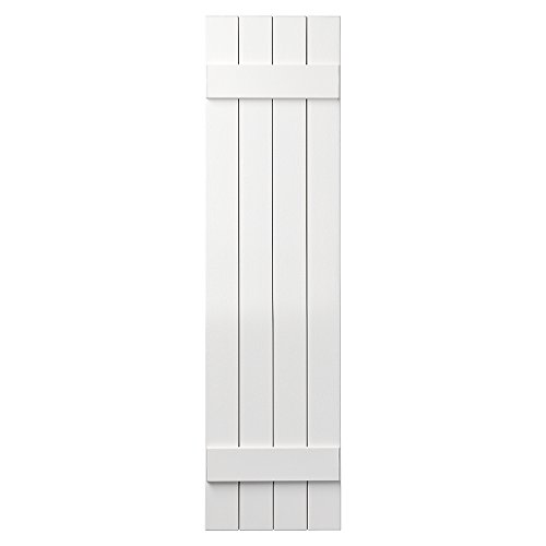 Ply Gem Shutters and Accents VIN4C1547 11 4 Closed