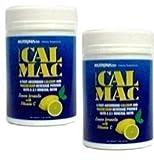 Nutrina Instant CalMac Lemon (2-can pack)