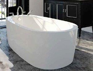 60 free standing tub. NEPTUNE VAPORA F1 FREESTANDING SOAKER TUB  60 Quot L X 36 W 20 3 4 H