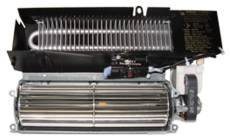 Cadet RM162 Register multi-watt 240V heater assembly Cadet Wall Heater Parts