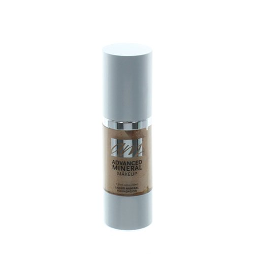 eup Liquid Foundation, Creme Brulee, 1 Ounce (Mineral Cosmetics Ingredients)