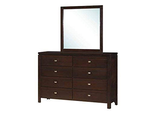 Coaster Home Furnishings Cameron 8-Drawer Dresser Rich Brown