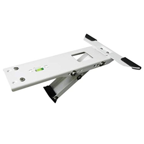 KT04S Universal Window Air Conditioner AC Support Bracket - Up to 88 lbs. - for 5,000 BTU to 10,000 BTU AC