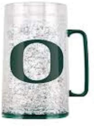 Oregon Ducks Crystal Freezer Mug